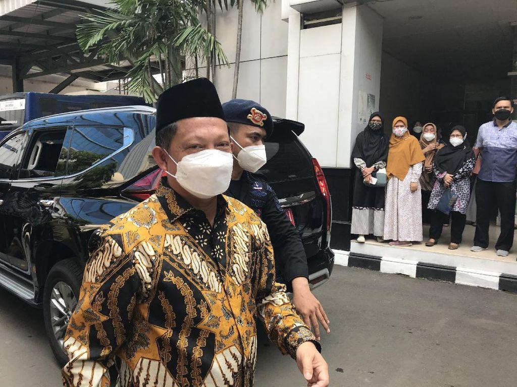 Tito Kenang Sosok Sekjen Kemendagri Hudori: Pekerja Keras-Tak Pernah Ngeluh
