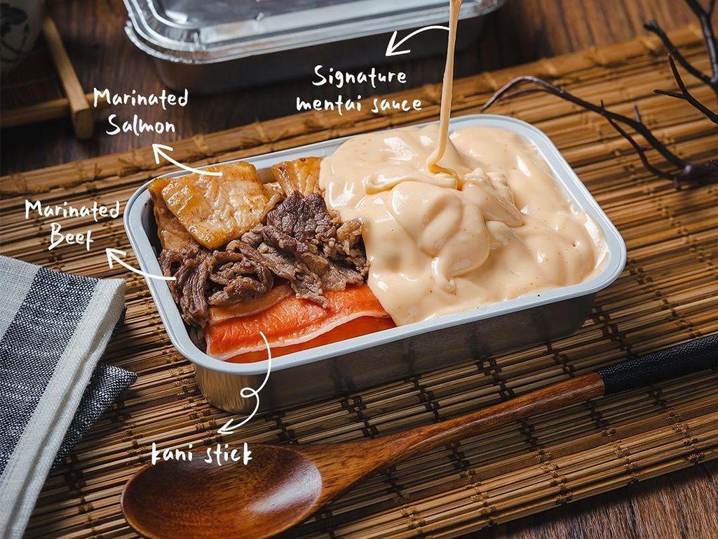 Gurihnya Bisnis Kuliner Menu Saus Mentai, Omzet Bisa Rp 30 Juta