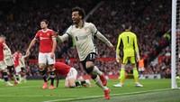 Old Trafford Taman Bermain Mohamed Salah