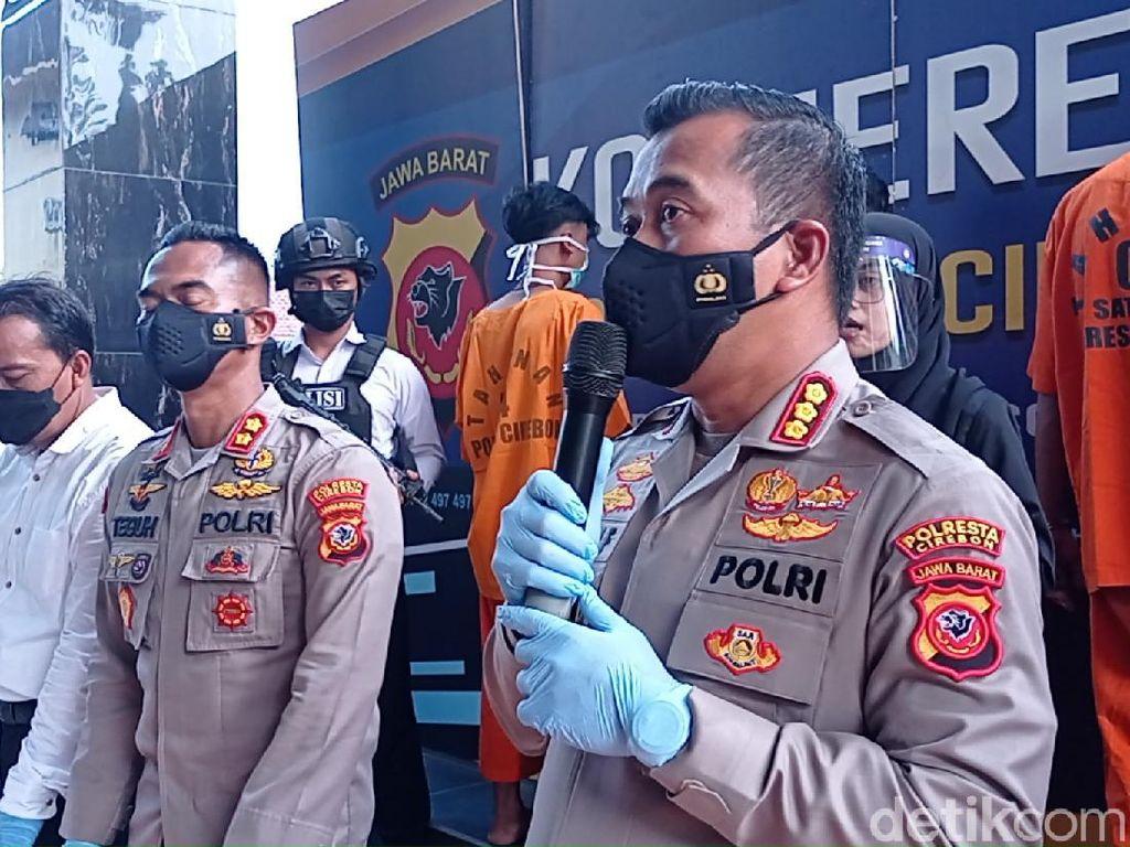 Pemotor di Cirebon Tewas Dikeroyok Sekelompok Pemuda Pakai Kayu-Batu