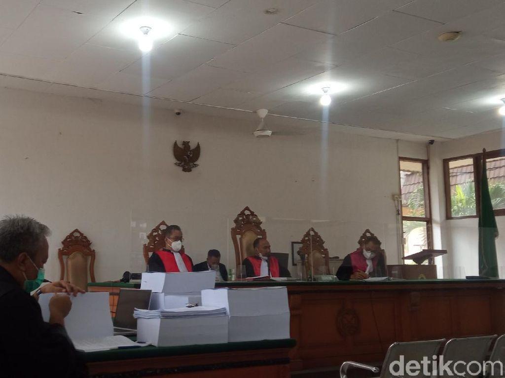 Sidang Tuntutan Aa Umbara, Jaksa Singgung Korupsi Juliari Batubara