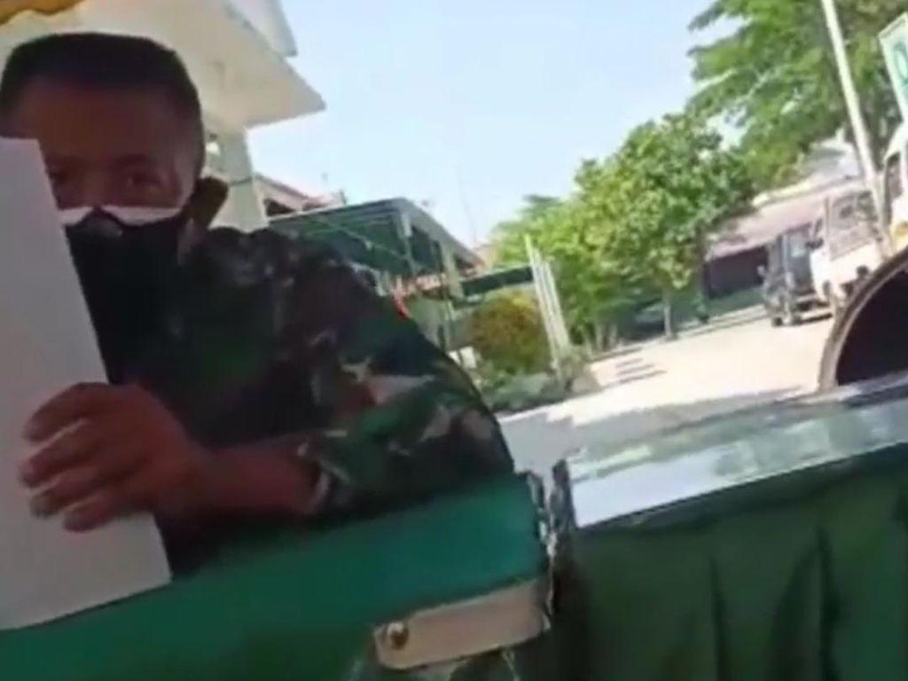 Sederet Fakta Pria di Sampang Menolak Divaksin Lalu Bikin Gaduh