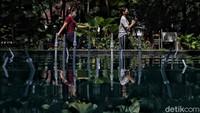Jakarta PPKM Level 2, Taman Suropati Kembali Dibuka