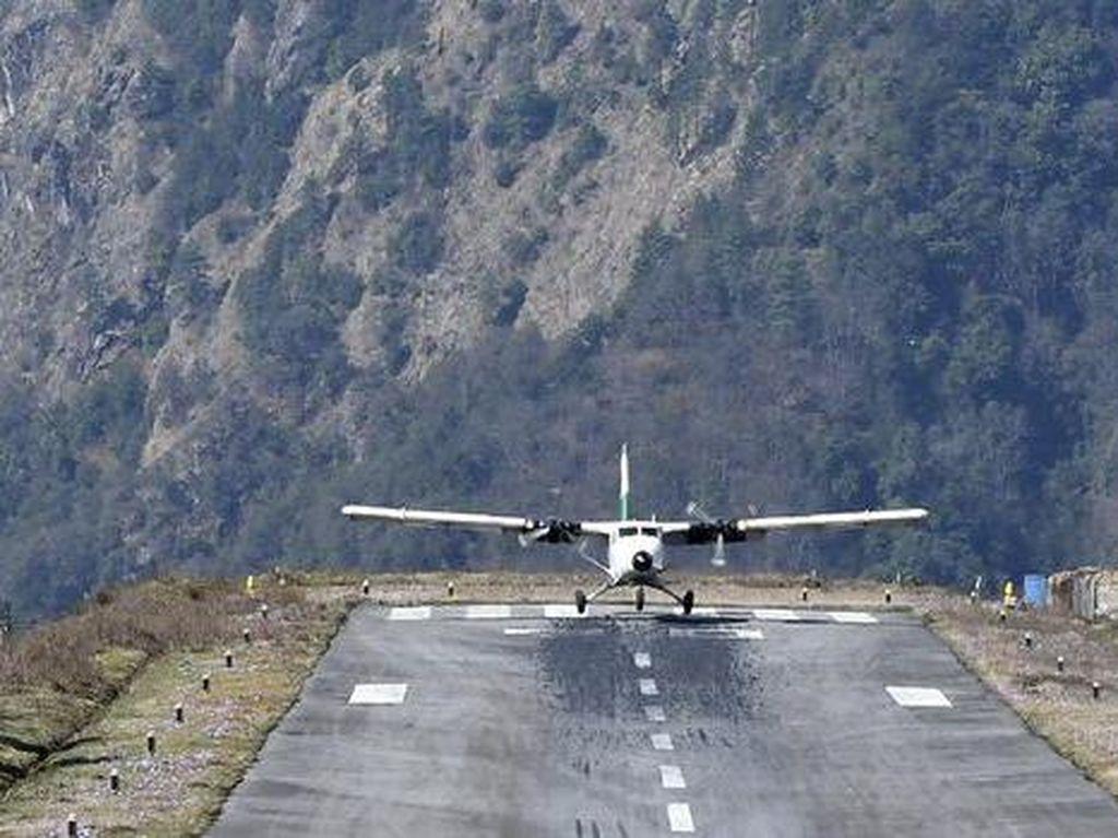 Madeira hingga Paro, Ini 10 Bandara dengan Landasan Pacu Tercuram di Dunia