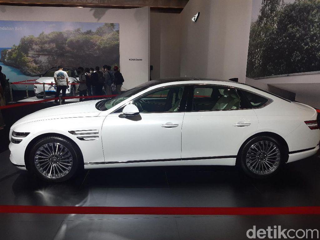 Genesis G80 Jadi Mobil VIP G20 KTT Bali, Bakal Dipakai Dinas Pejabat RI Juga?