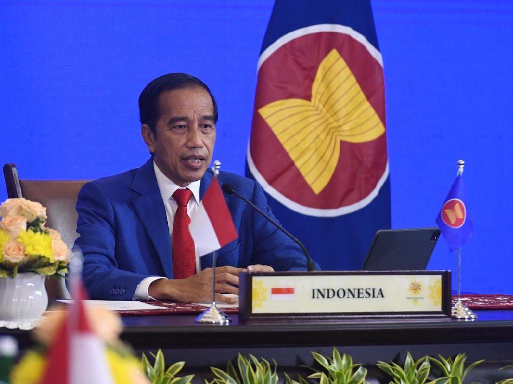Profesor Singapura Sebut Gaya Bersahaja Jokowi Bisa Tenangkan AS Vs China