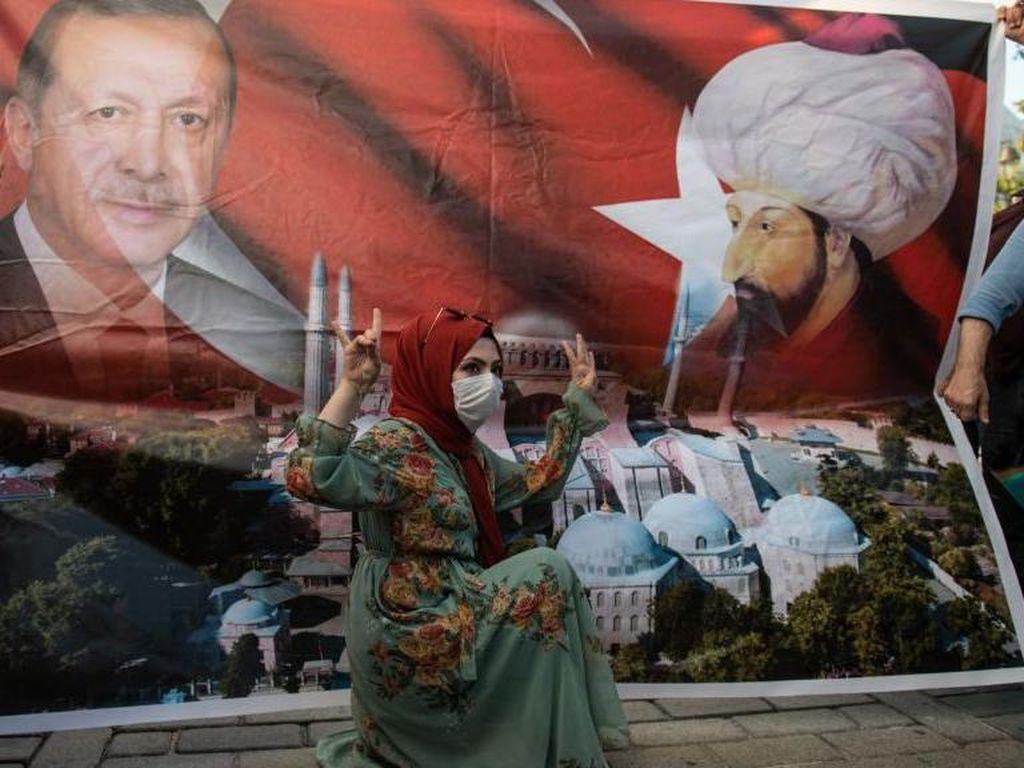 Batal Usir 10 Dubes, Erdogan: Mereka Sudah Memetik Pelajaran!