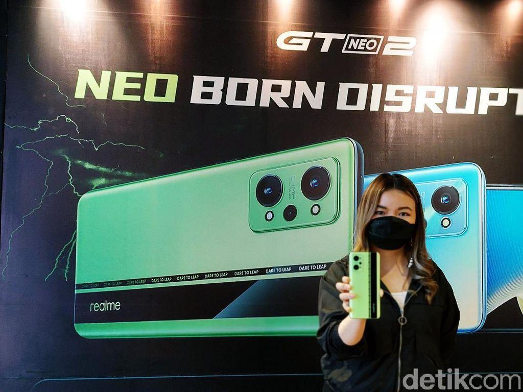 Realme GT Neo 2 5G Siap Hadir di Indonesia, Ini Spesifikasinya