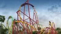 Keren! Roller Coaster Tertinggi dan Terpanjang di Dunia Segera Dibuka