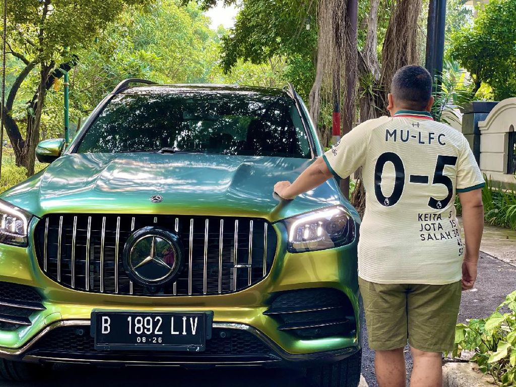 Kisah Fans Liverpool Indonesia yang Jersey-nya Viral Sampai ke Inggris