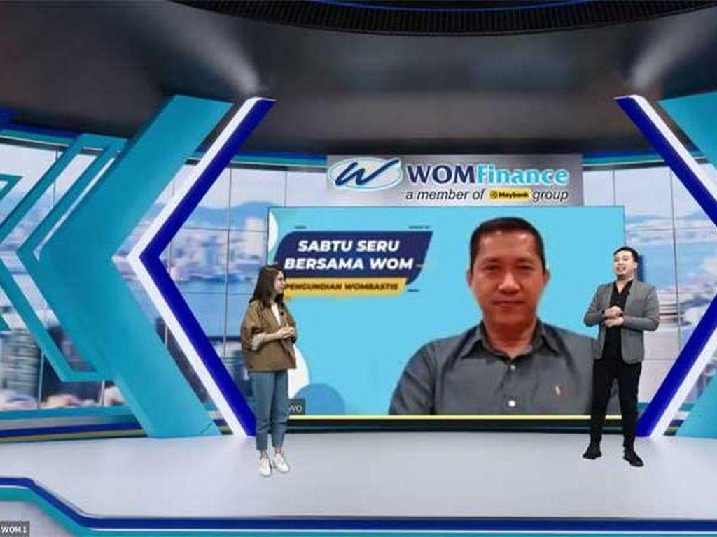 Nasabah WOM Finance di Jatim Jadi Pemenang 1 Unit Toyota Avanza