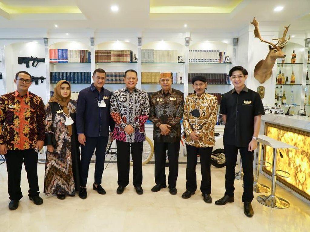 Ketua MPR Minta Pemerintah Revitalisasi Keraton di Indonesia