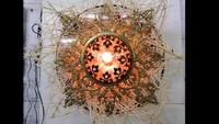 Instalasi Lampu Unik Sinergi Rinaldy Yunardi, Era Soekamto dan Dua Lighting