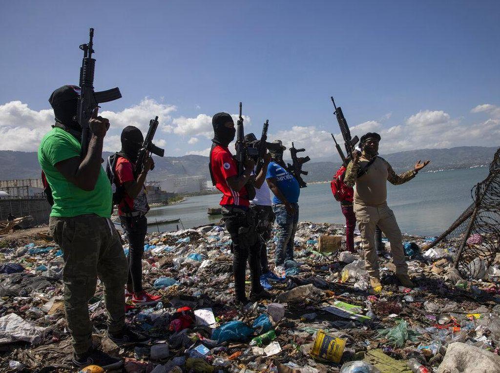 Krisis Haiti Memburuk, Bos Geng Tuntut Perdana Menteri Mundur!