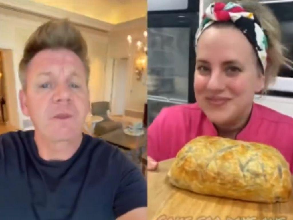 Gordon Ramsay Kritik Keras Baker Pembuat Kue Beef Wellington