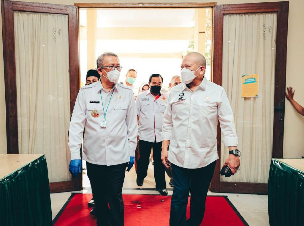 Gubernur Kalbar Dukung DPD RI Usung 1 Paket Capres-Cawapres