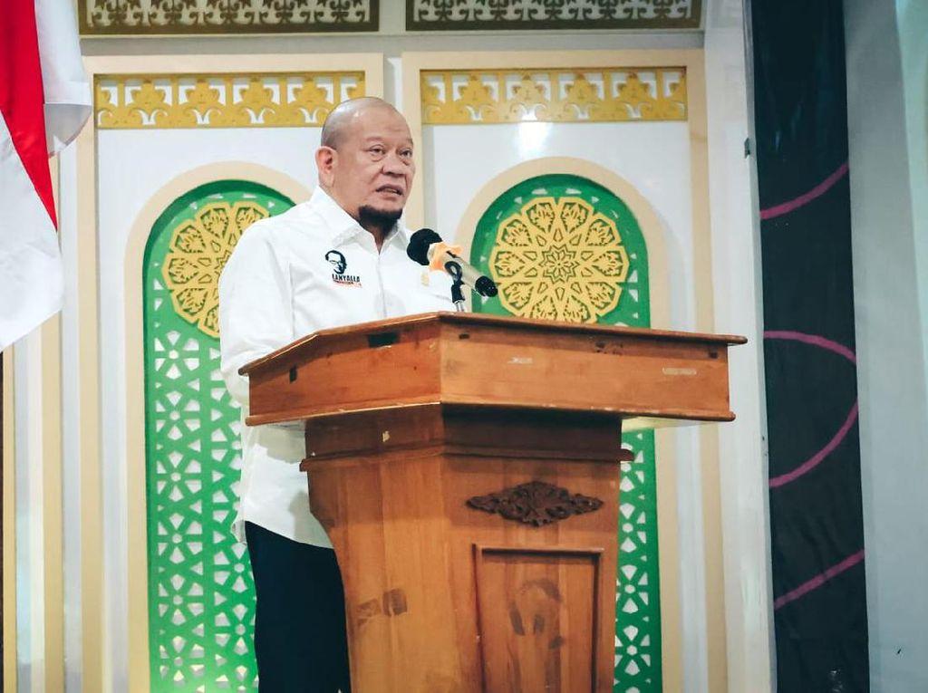 Ketua DPD Nilai Presidential Threshold Sebaiknya Dibuat Nol Persen