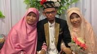 Istri di Sulsel yang Viral Antar Suami Nikah Lagi Ungkap Kisahnya