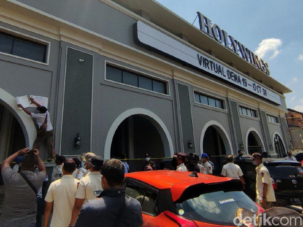 Aksi Mata-mata Luhut di Balik Penutupan Holywings dan Marabunta di Semarang