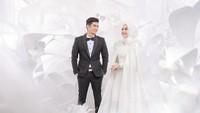8 Foto Prewedding Ria Ricis & Teuku Ryan, Tampil Kompak Tanpa Bersentuhan
