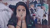Desain Kamar 7 Anak Komedian, Punya Putri Eko Patrio Penuh Poster K-Pop