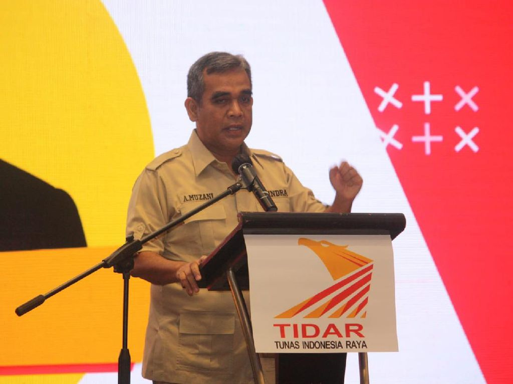 Gerindra Tegaskan Prabowo Bakal Lanjutkan Pembangunan Era Jokowi!