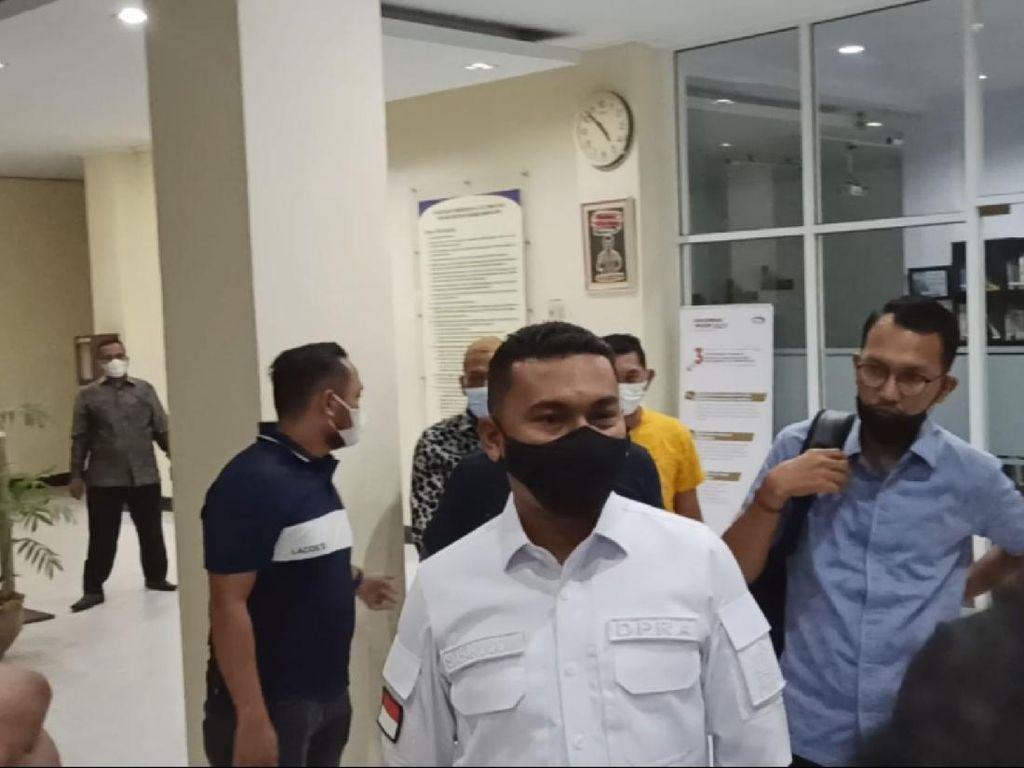 7 Jam Diperiksa KPK, Wakil Ketua DPRA Ditanya Kapal Aceh Hebat-Penganggaran