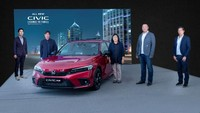 Spesifikasi dan Harga Honda Civic Generasi 11, Punya Kunci Kartu ala Mobil Tesla