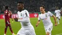 DFB-Pokal: Dibantai Gladbach 0-5, Bayern Tersingkir