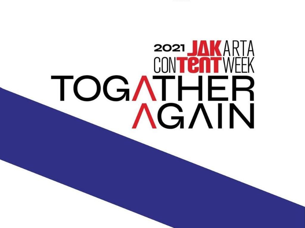 Jakarta Content Week 2021 Ajak Pegiat Industri Kreatif Kumpul