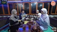 Momen Seru The Sungkar Family Saat Masak Jumbo hingga Jajan di Puncak