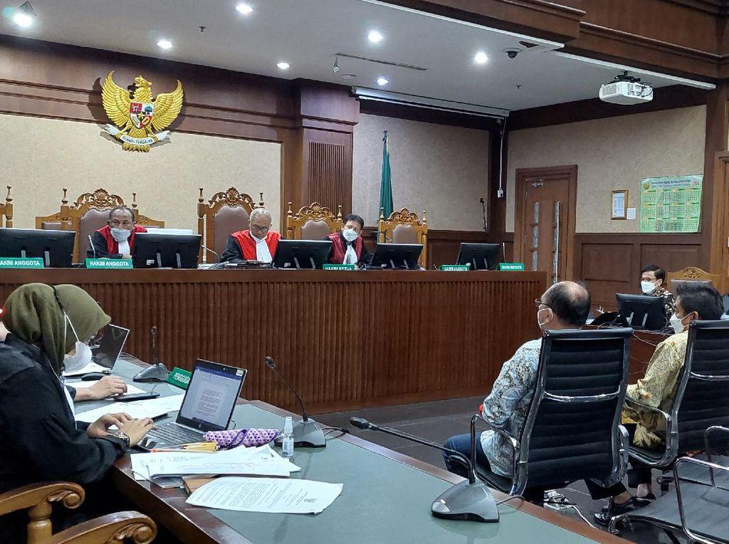 Saksi Ungkap Sarana Jaya Tak Pernah Sebut Lokasi Lahan Saat Minta Anggaran