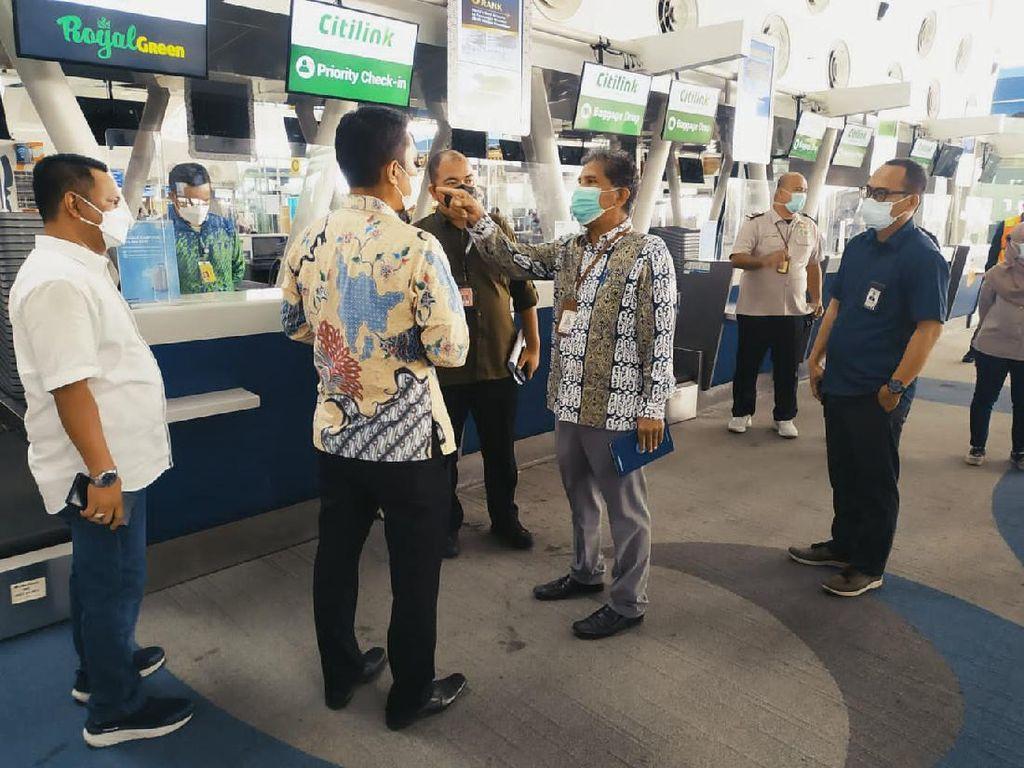 Ombudsman Sumut Kritik Aturan Penumpang Pesawat Wajib PCR Kru Boleh Antigen