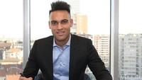 Lautaro Martinez Resmi Bertahan di Inter Milan Hingga 2026