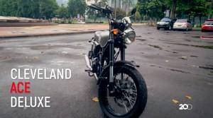 Menguji Performa Motor Klasik Cleveland Ace Deluxe