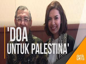 Najwa Shihab Duet dengan Ayahanda Bacakan Puisi Surat dari Penjara