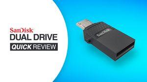 Back Up dan Transfer Data Sekaligus dengan Sandisk Dual Drive