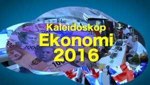Kaleidoskop Ekonomi 2016 dalam Video
