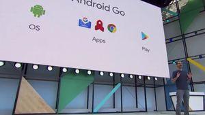 Bapak Android Bocorkan Smartphone Versi Terbaru