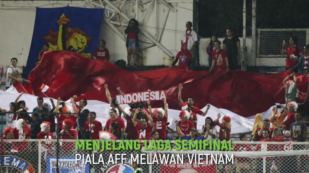 Jelang Semifinal Piala AFF, Netizen Serukan Aksi #BelaTimnas '312'