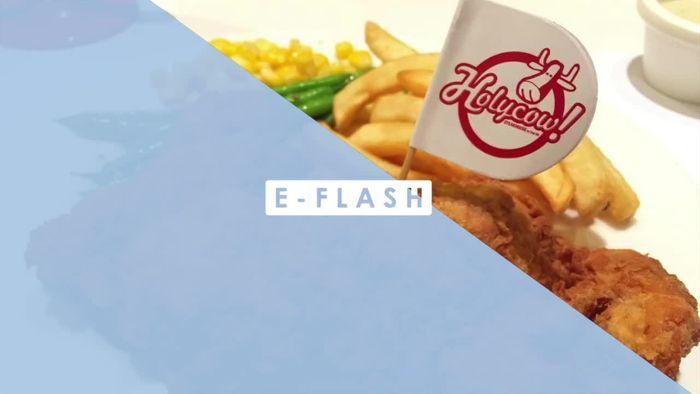 Ini Penjelasan Lengkap Holycow! Steakhouse by Chef Afit Soal Kecoak di Pesanan Vyna