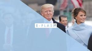 Resmi Jadi Presiden AS, Trump Ambil Alih @POTUS dari Obama