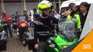 Kawasaki Gelar Test Ride Perdana Versys-X 250