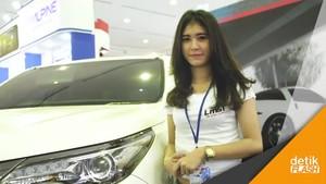 Si Manis di Autopro Indonesia 2017