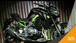 Perkenalkan Supernaked Kawasaki Z900