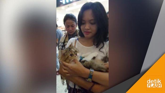 Modus Pencopet di Bandung Tertangkap Kamera