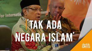 Said Aqil; Tak Ada Negara Islam, yang Ada Negara Madinah