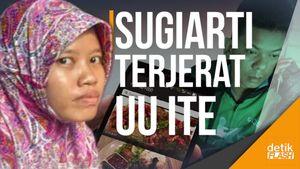 Batal Dinikahi, Sugiarti Bikin Order Fiktif Go-Food Buat Julianto