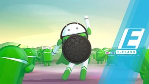 Android 8.0 Diberi Nama Oreo