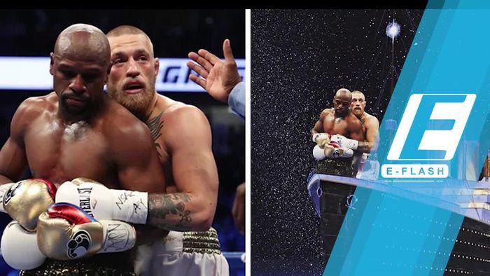 Beredar Meme Kocak Duel Mayweather vs McGregor